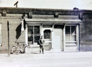 The original Brick Row of OTC.