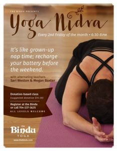Yoga Nidra - 2nd Friday Every Month