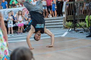 2nd Friday Street Festival @ Oak Street Mill   Cornelius   North Carolina   United States