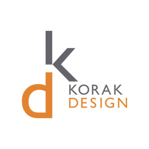 Korak Design Logo
