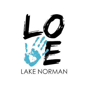 Love Lake Norman Logo