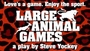 Large Animal Games @ The Warehouse Performing Arts Center | Cornelius | North Carolina | United States