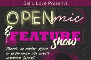 Bella Love's Open Mic @ Studio 13 | Cornelius | North Carolina | United States