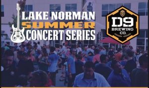 Lake Norman Summer Concert Series @ D9 Brewing Co | Cornelius | North Carolina | United States