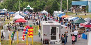 Tawba Walk Arts & Music Festival @ Oak Street Mill | Cornelius | North Carolina | United States