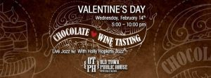 Valentine's Day Chocolate + Wine Tasting @ OTPH | Cornelius | North Carolina | United States
