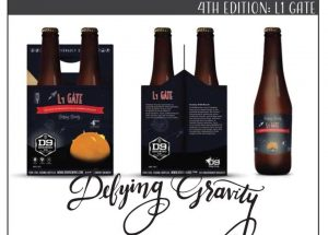 Defying Gravity 4th Edition: L1 Gate @ D9 Brewing Co. | Cornelius | North Carolina | United States