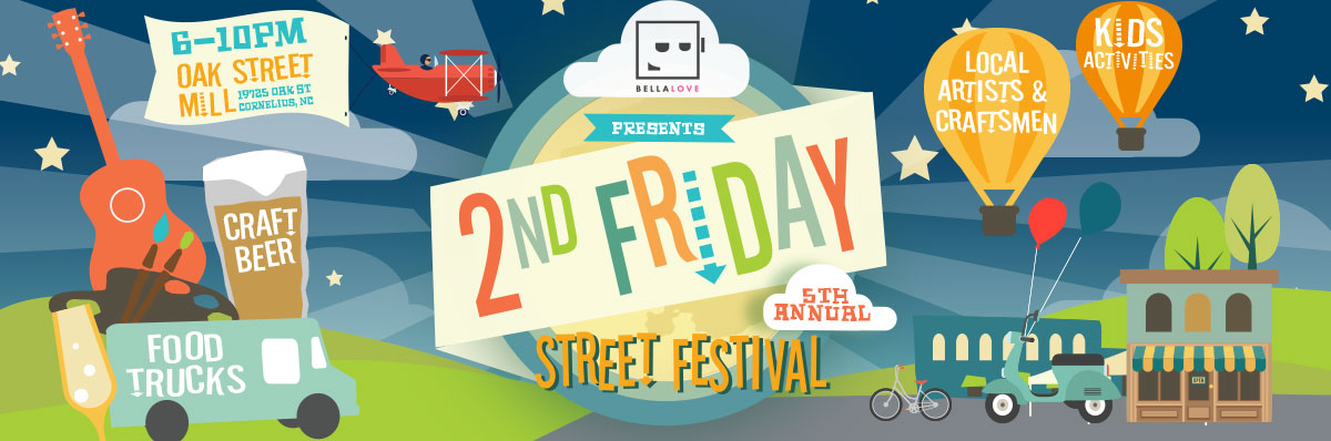 OTC 2nd Friday Street Festival