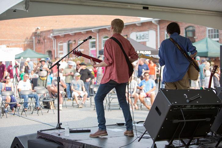 Tawba Walk Music & Arts Festival | Old Town Cornelius