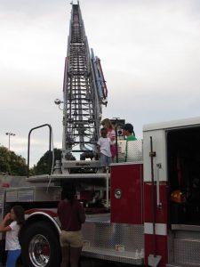 fire truck upp