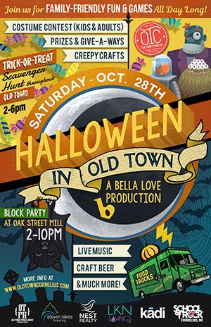 Halloween in OTC