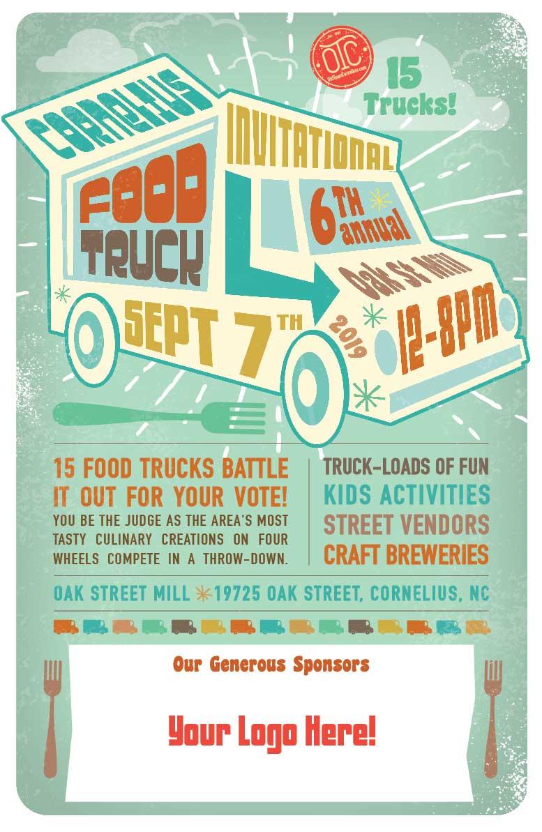 Cornelius Food Truck Invitational